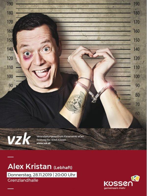ALEX KRISTAN
