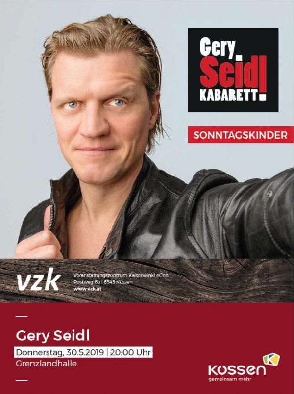 GERY SEIDL