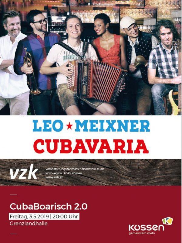 CubaBoarisch 2.0 – Leo Meixner´s CUBAVARIA