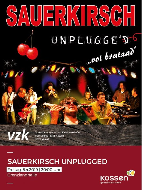 Sauerkirsch unplugged