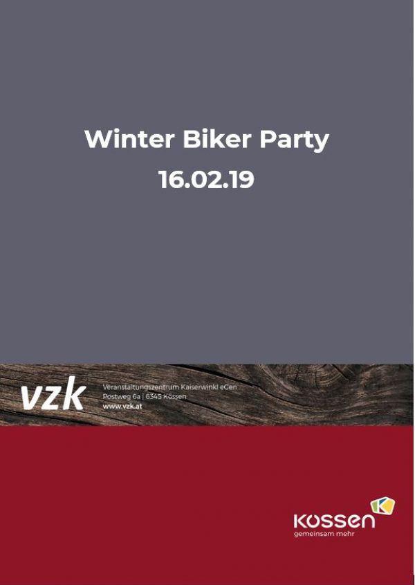 Winter Biker Party 2019