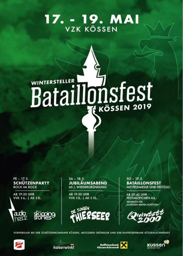 WINTERSTELLER Bataillonsfest 2019