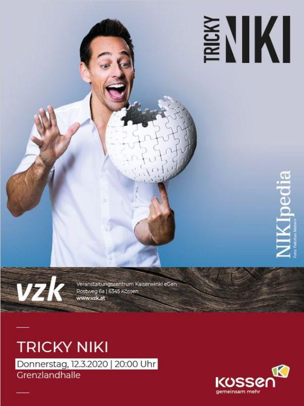 TRICKY NIKI