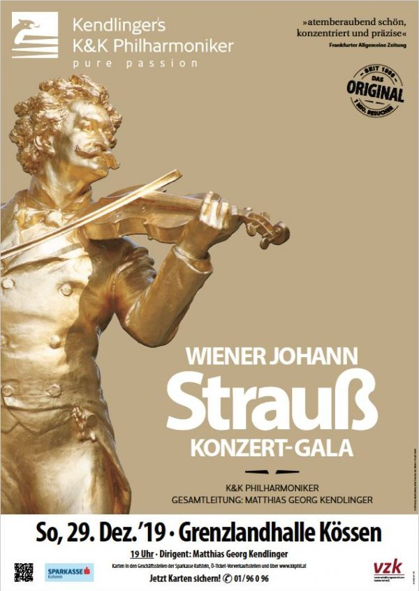 Wiener Johann Strauß Konzert-Gala 2019