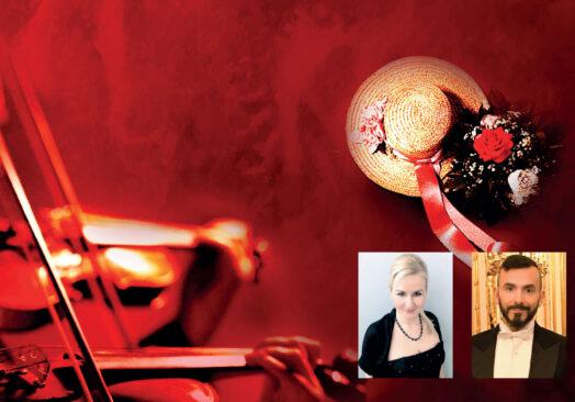 Operetten-Gala mit Martina Hetzenauer