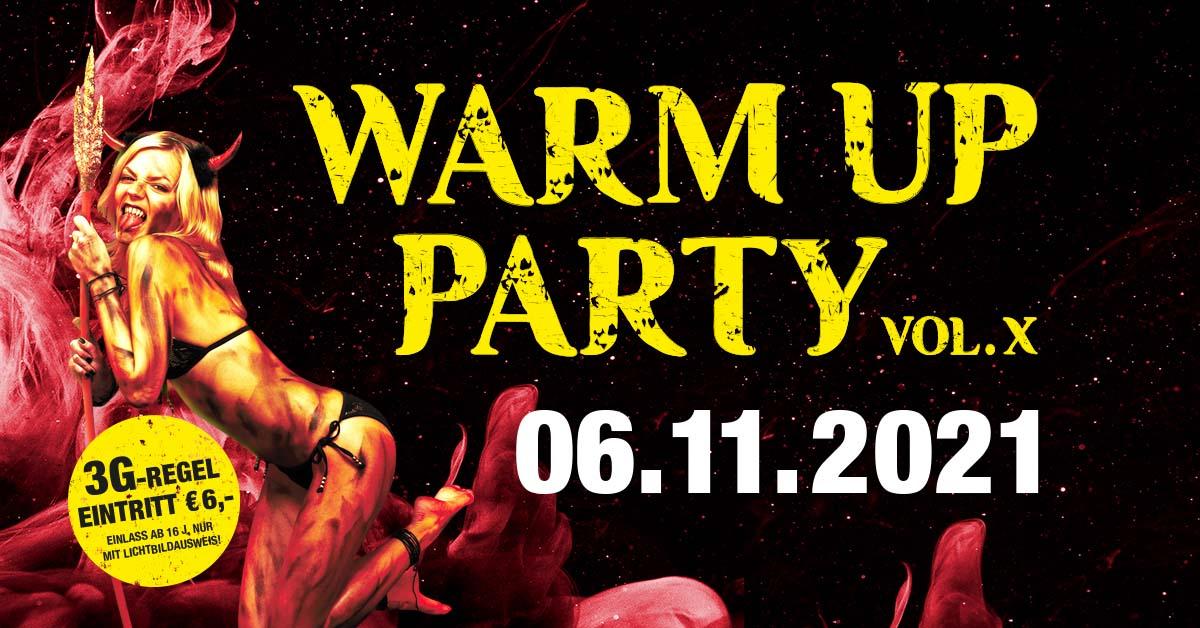 UPK Warm Up Party Vol.X 2021